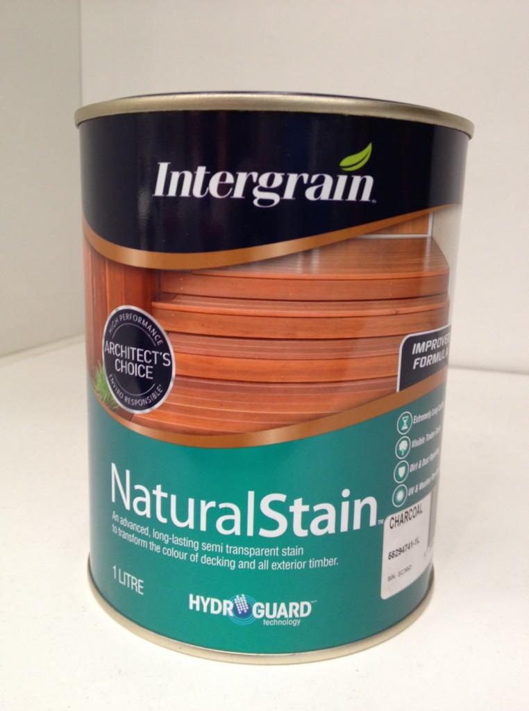 Intergrain 'Natural Stain' in Melbourne Kew