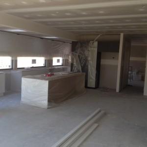 Kitchen prior to Painting in Melbourne McKinnon