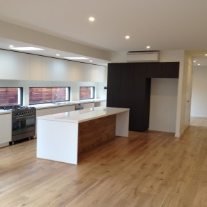 Completed Painting of Kitchen in Melbourne McKinnon