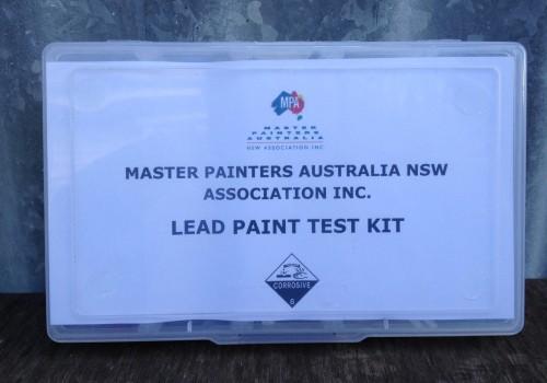 Professional melbourne painter decorator tmz painting for Lead paint testing