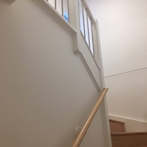 Interior Painting Stairs