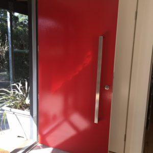Repainting Red Door #1