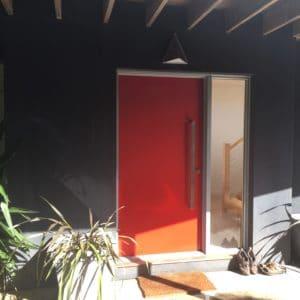 Repainting Red Door #2
