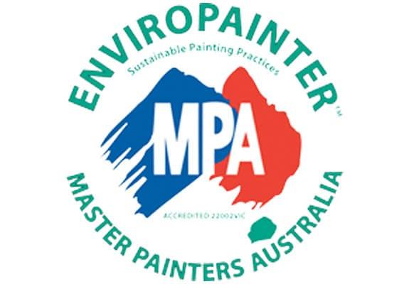 Enviropainter Master Painters Australia Logo